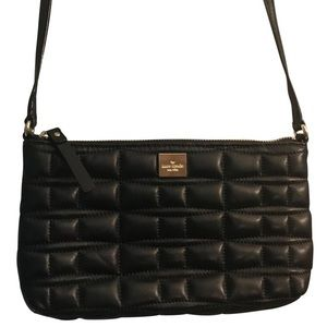 Kate Spade quilted crossbody bag💕💕